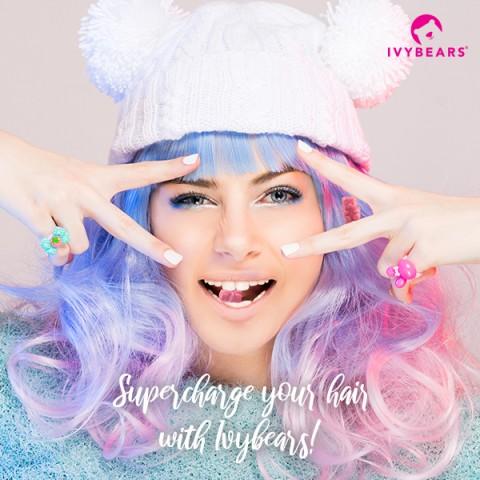 Suplements hair Ivybears