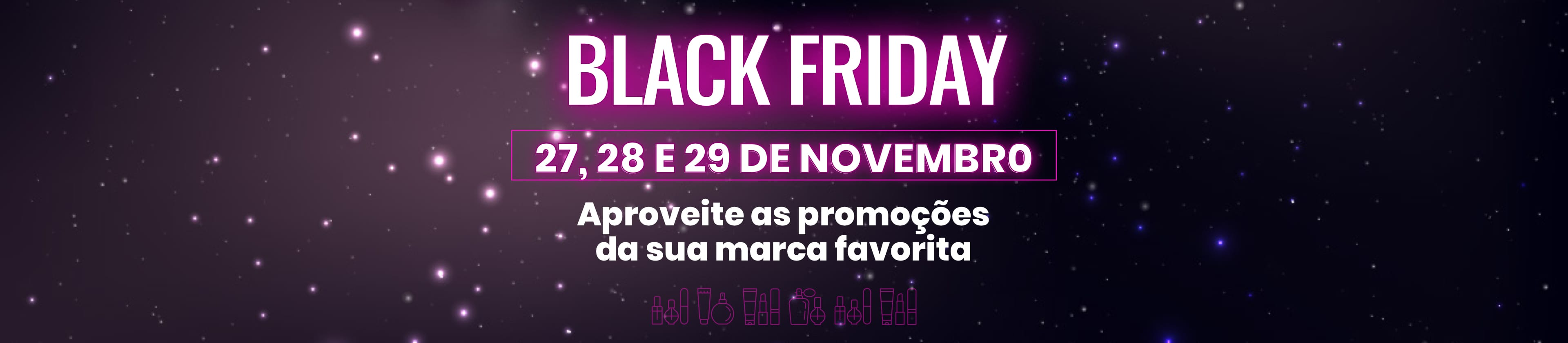 Black Friday prolongada 2020