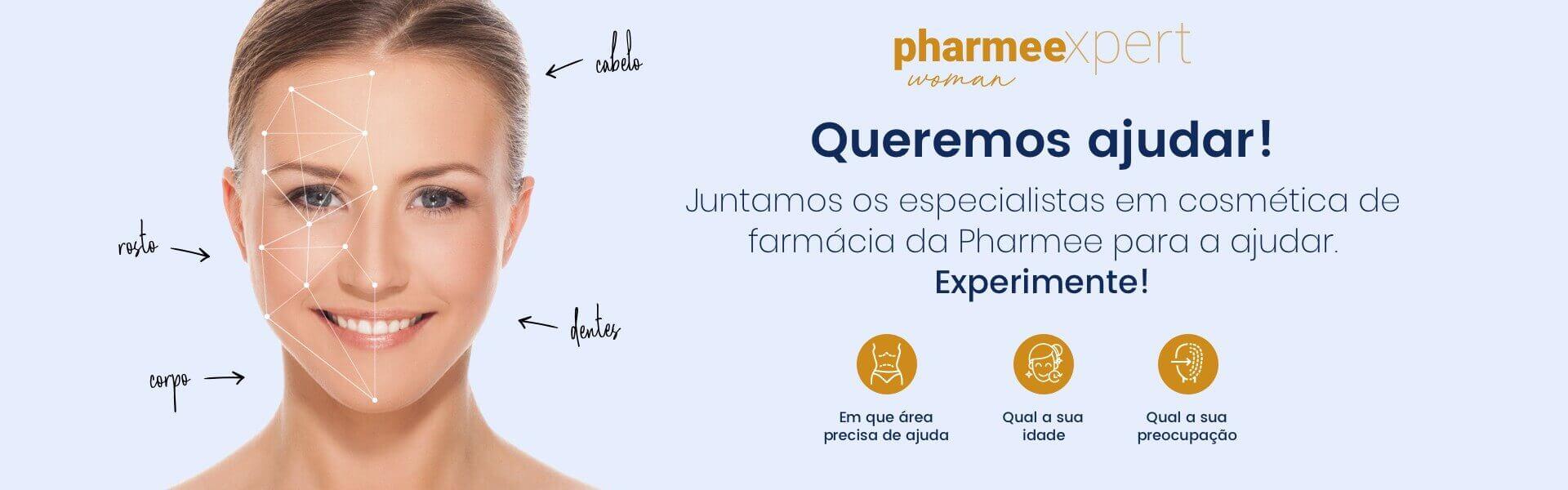 pharmeeXpert conselheiro online de cosméticos