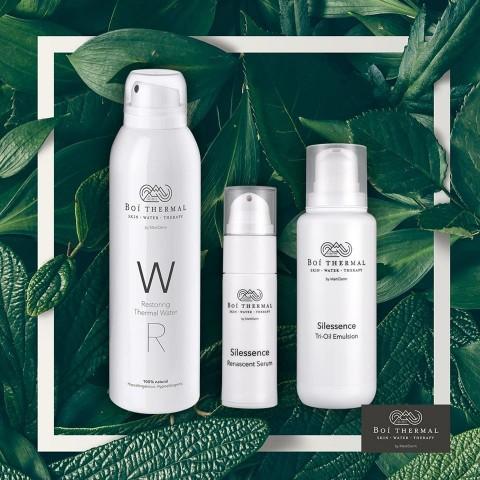 Nova marca de cosmética Boí Thermal