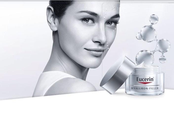 Hyaluron Filler noite eucerin anti envelhecimento