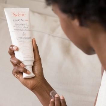 Avene Creme Corpo peles secas e sensíveis. Hidratar a pele do corpo.