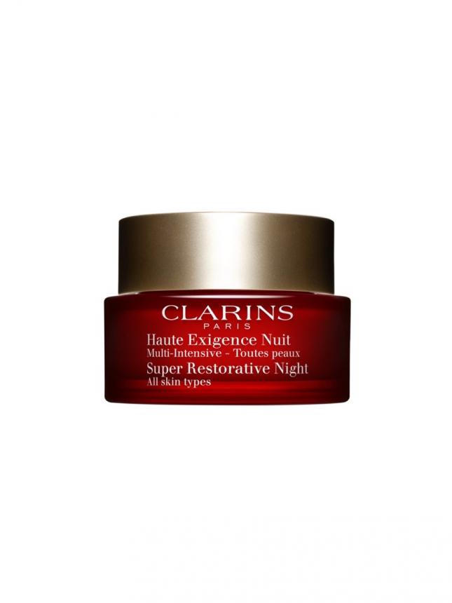 Clarins Haute Exigence Creme de Noite  Redensificante e Antimanchas  50ml