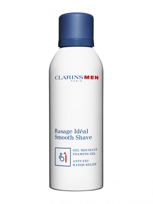 Clarins Men Gel Rasage Idéal - Gel de Barbear 150ml