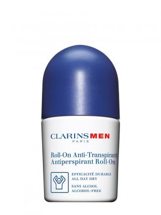 Clarins Men Anti-Transpirant Deo Roll-On