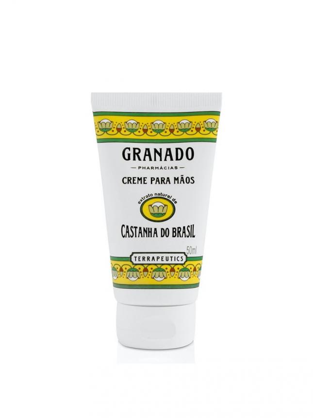 Granado Castanha do Brasil Creme Mãos
