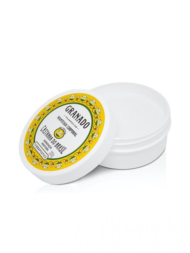 Granado Castanha do Brasil Manteiga Corporal