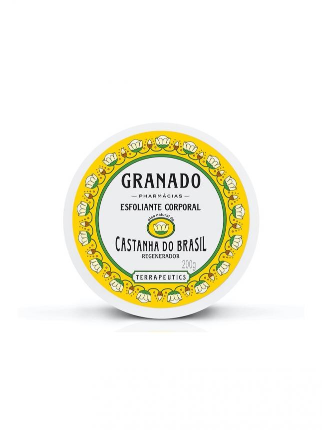 Granado Castanha do Brasil Esfoliante Corporal