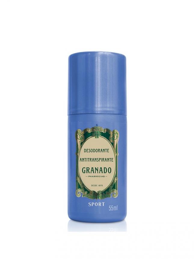 Granado Sport Roll-On Desodorizante