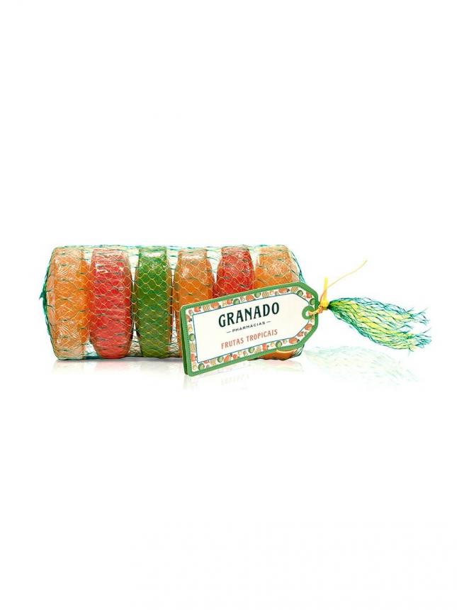 Granado Tropical Fruit Sabonete Glicerina