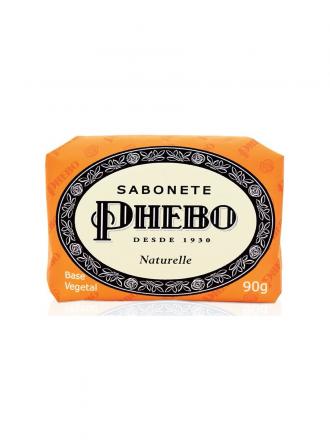 Phebo Sabonete Naturelle