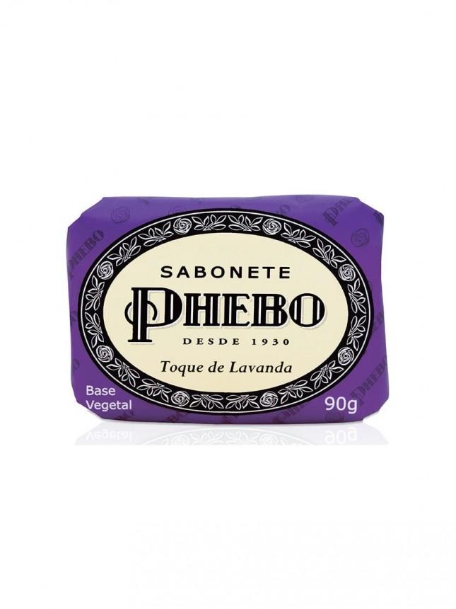 Phebo Sabonete Toque Lavanda