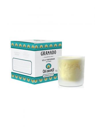 Granado Chá Branco Vela Perfumada