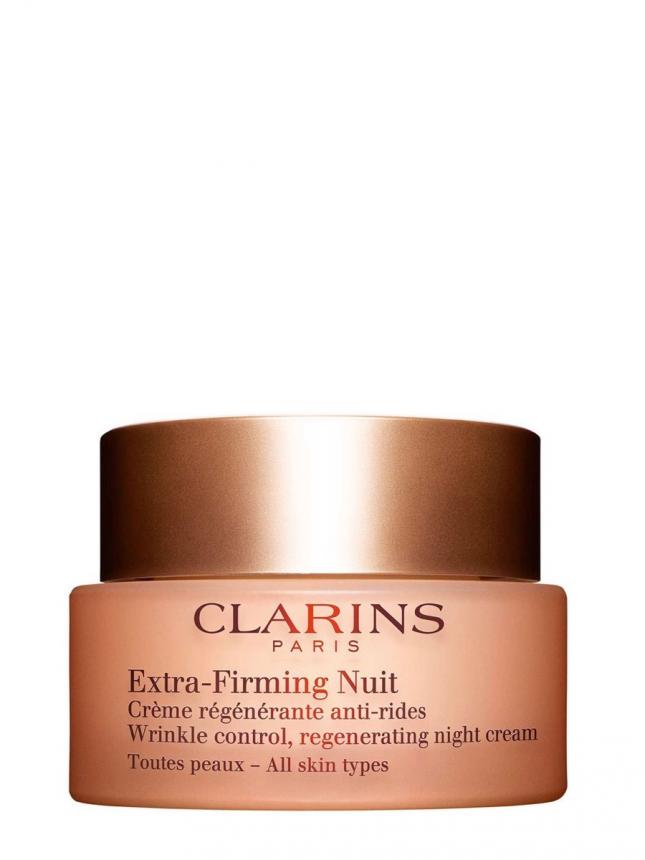 Clarins Extra-Firming Nuit Creme para Todo o Tipo de Pele para Noite 50ml