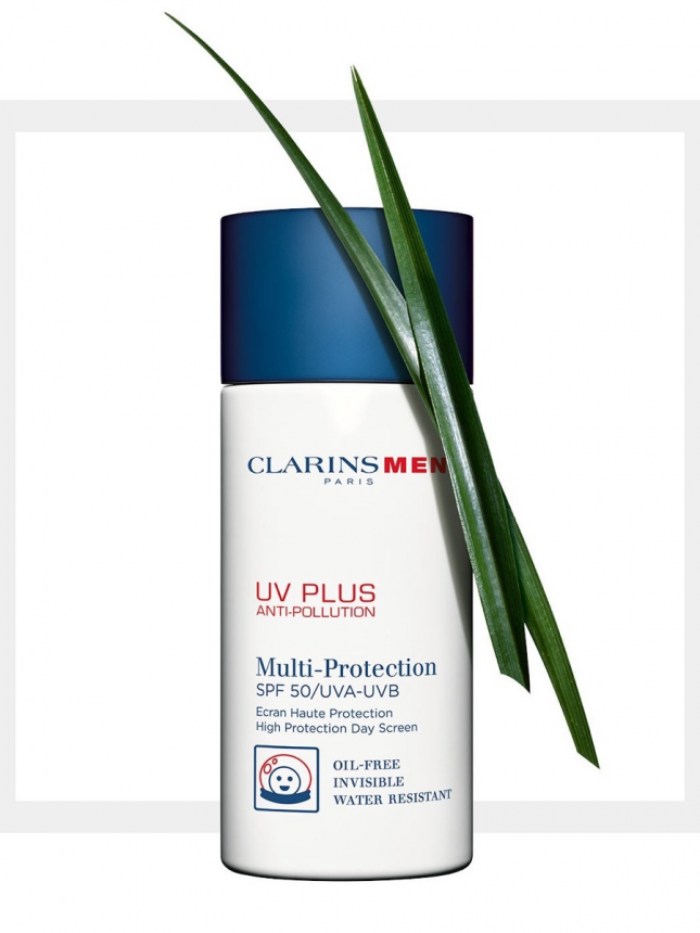 Clarins Men UV PLUS Anti-pollution