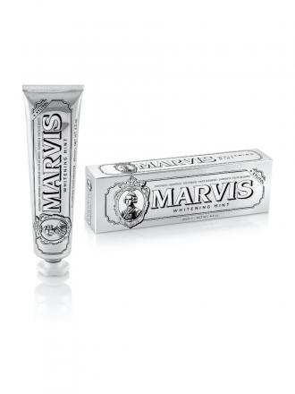 Marvis Dentífrico Whitening Mint
