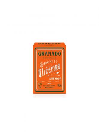 Granado Amêndoa Sabonete Glicerina