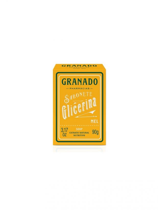Granado Mel Sabonete Glicerina
