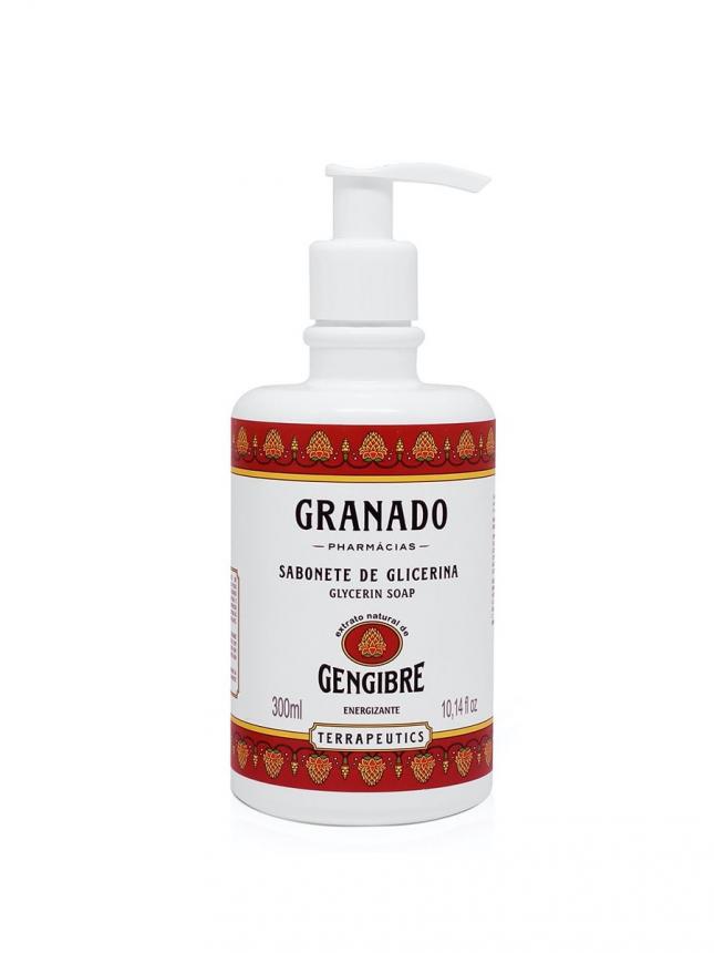 Granado Gengibre Sabonete Líquido de Glicerina