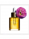 Clarins Huile Lotus - Óleo de Rosto Purificante para Pele Mista a Óleosa  30 ml