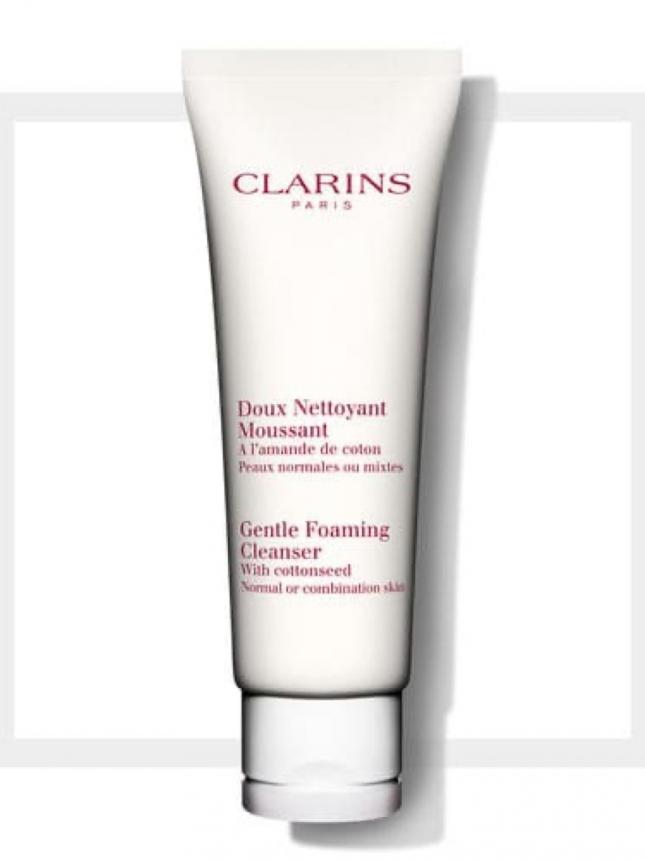 Clarins Doux Nettoyant Moussant - Espuma de Limpeza Suave 125ml