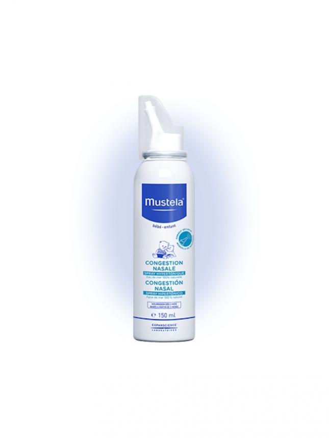 Mustela Bebé Cuidado Spray Congestão Nasal