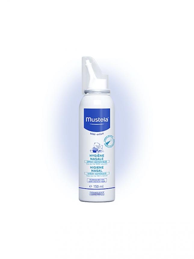Mustela Bebé Cuidado Spray Higiene Nasal