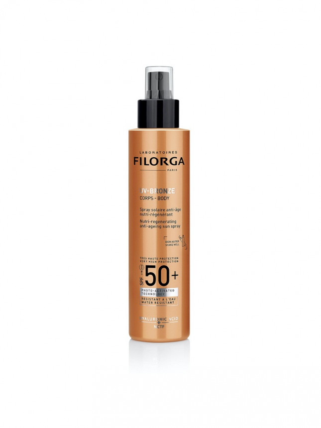 Filorga UV Bronze Spray Corpo SPF50+