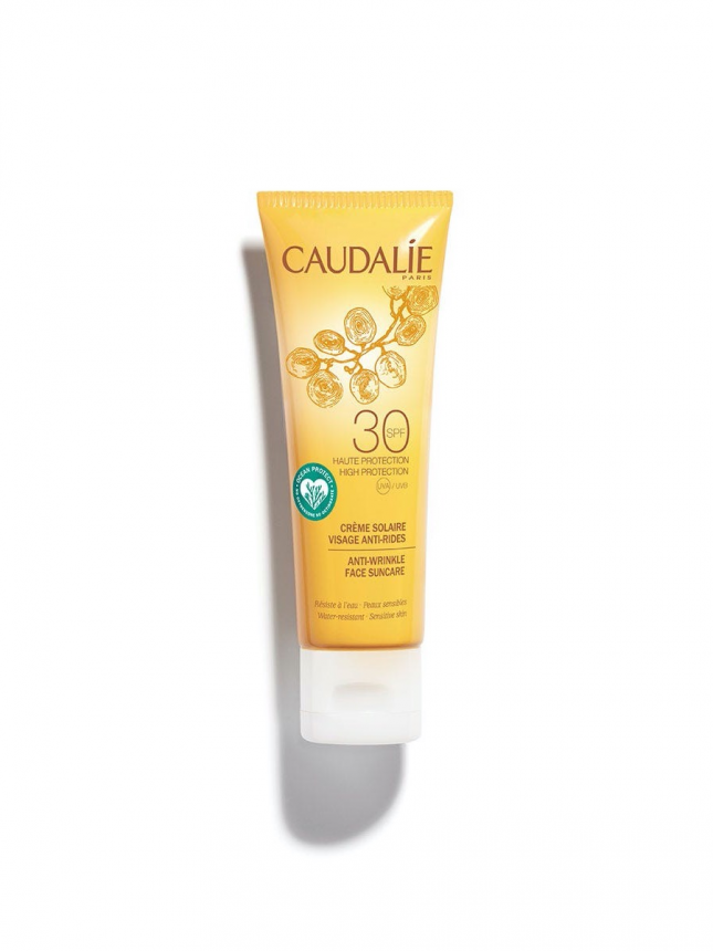 Caudalie Solaire Veloutee Creme SPF30