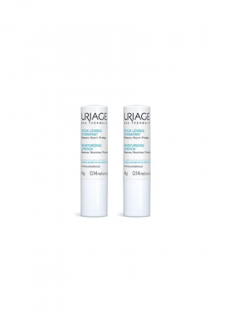 Uriage Eau Thermale Duo Stick Labial Hidratante
