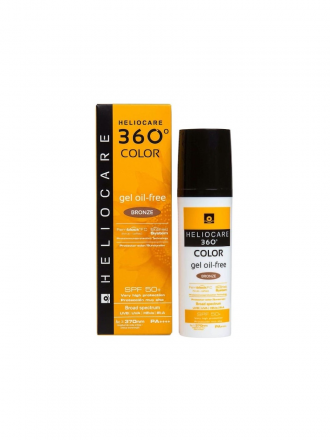 Heliocare 360º Color Gel Oil Free SPF 50+