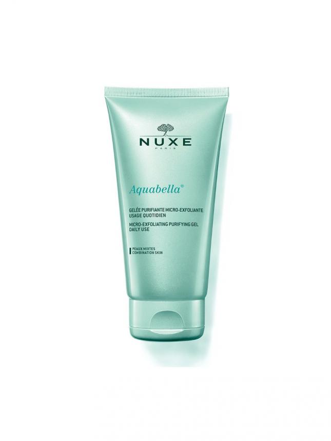 Nuxe Aquabella Gel Purificante Microesfoliante