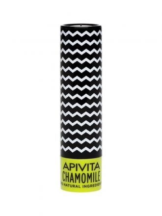 Apivita Lip Care Camomila SPF15