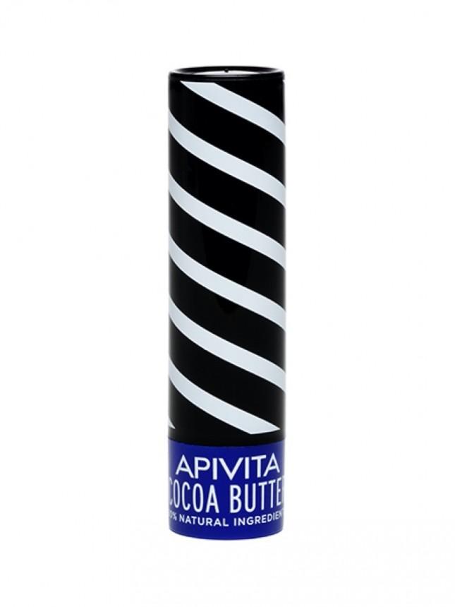 Apivita Lip Care Manteiga Cacau SPF20