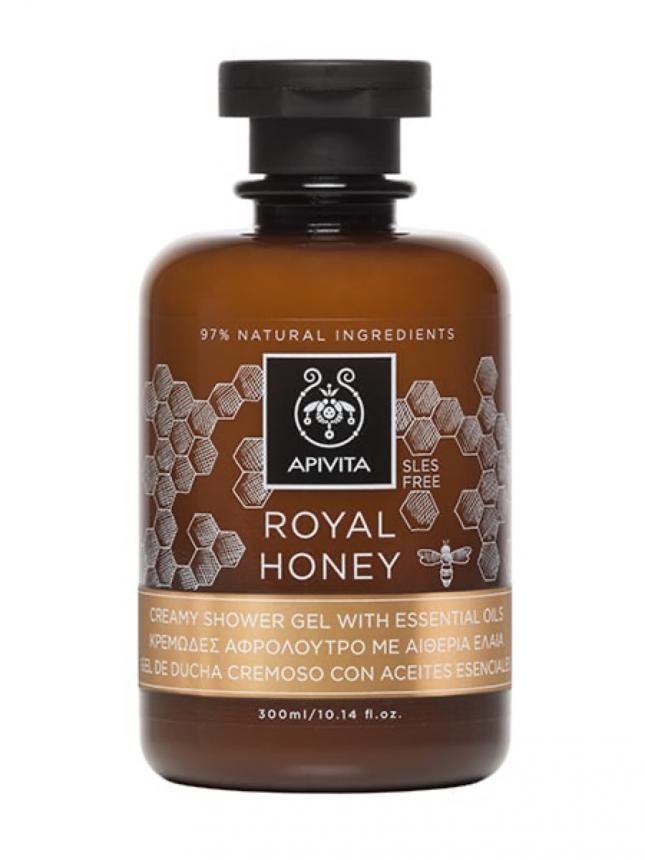 Apivita Gel Banho Royal Honey