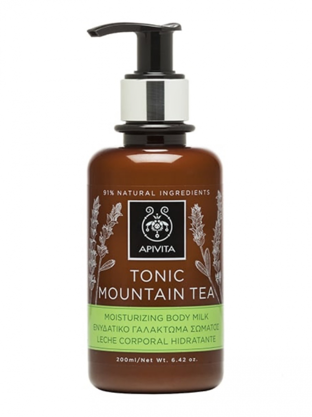 Apivita Leite Hidratante Mountain Tea