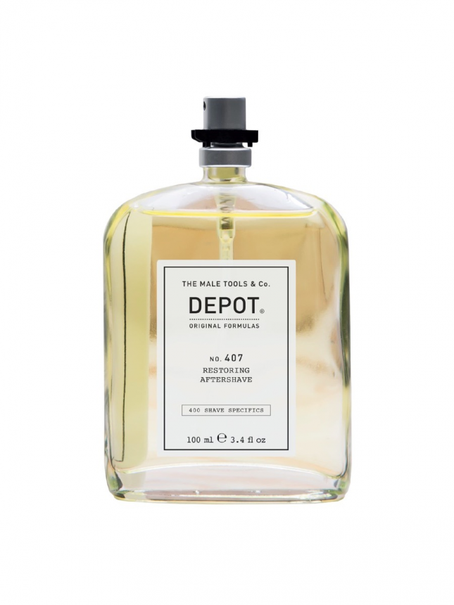 Depot Aftershave Tonificante Nr. 407