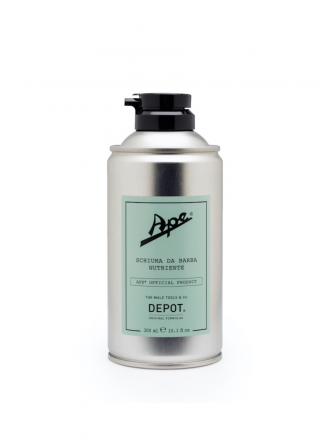 Depot APE Espuma Barba Nutritiva