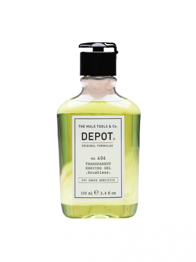 Depot Gel S/Espuma Barba Nr. 406