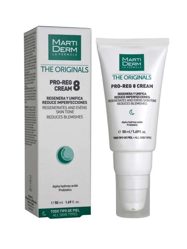 Martiderm Pro-Reg 8 Cream
