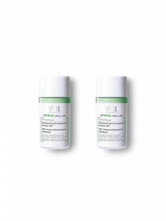 SVR Spirial Desodorizante Duo Roll-On 2x50ml