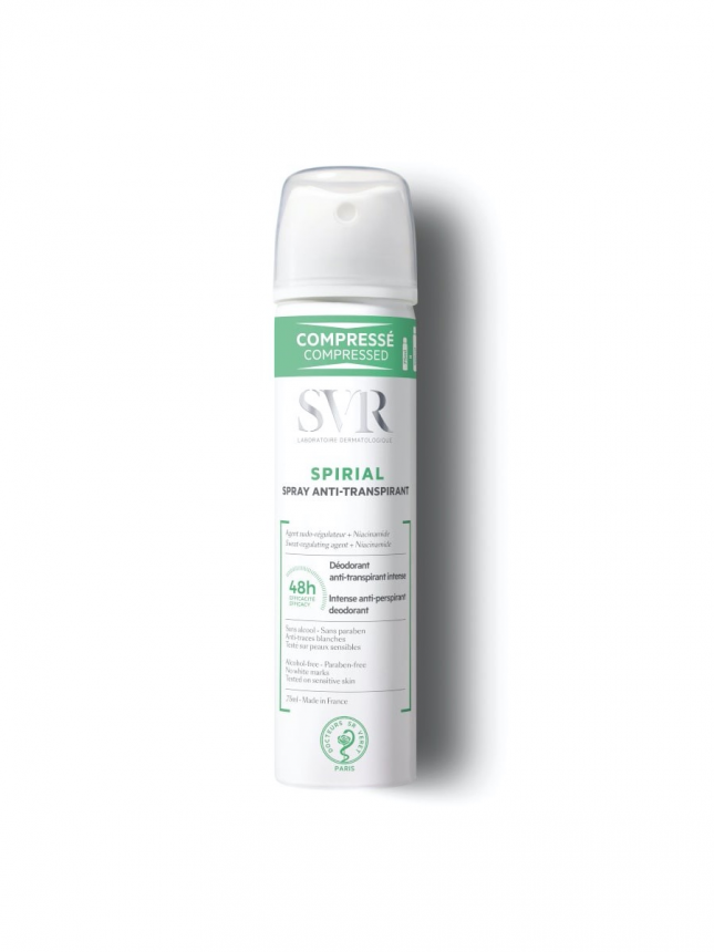 SVR Spirial Spray Anti-transpirante