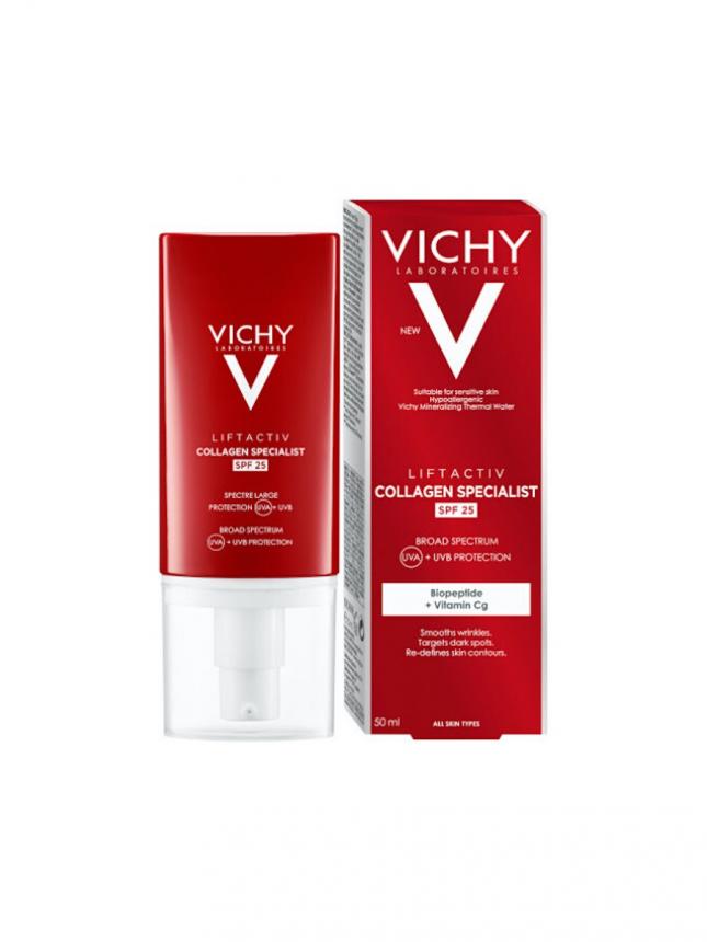 Vichy Liftactiv Colagénio Specialist Creme FPS25