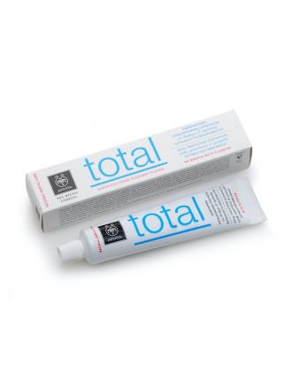 Apivita Dental Care Pasta Total Protect
