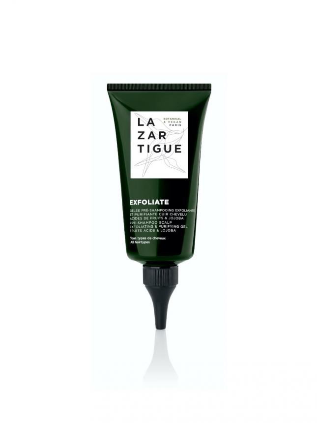 Lazartigue Exfoliate Pré Champô em Geleia Esfoliante 75ml