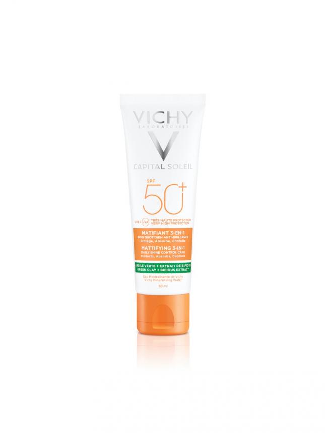 Vichy Capital Soleil Creme Matificante SPF50+