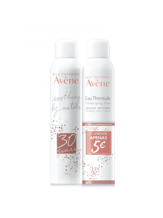 Avène Duo Spray Água Termal D'Àvene