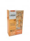 Lierac Sunissime Fluído Protetor Anti-idade SPF50+ OFERTA Stick Olhos