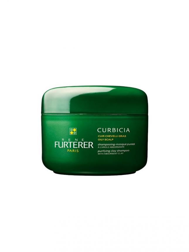 René Furterer Curbicia Champô Máscara
