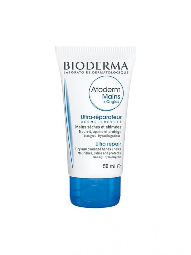 Bioderma Atoderm Creme de Mãos e Unhas 50ml